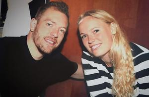 大卫李女友沃兹生活美照 丹麦网球女将让马刺球星很幸福