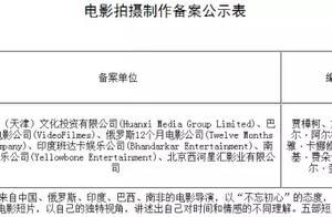 六月备案:贾樟柯联合金砖国家五国导演共同制作电影《时间去哪儿了》;袁和平导《画江湖之不良人》电影启动