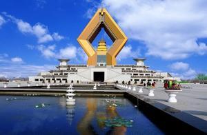 世界佛教瞻礼圣地 法门寺景区名噪四海