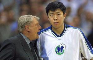 王治郅曾在NBA有多强?杨毅:当年在小牛,诺天王不一定比他厉害