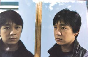 演《白夜追凶》的潘粤明15年前旧照曝光,笑容羞涩