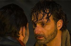 《行尸走肉》中最厉害的不是瑞克而是摩根,他有不死之身?