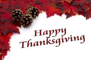 关于感恩节的英语单词