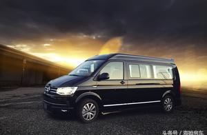 金冠圣路 大众T6 俊领版商务车,低调奢华、商务出行的理想选择!