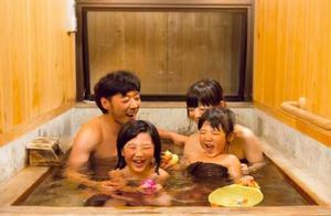 在日本,女儿和父亲混浴究竟会到几岁?