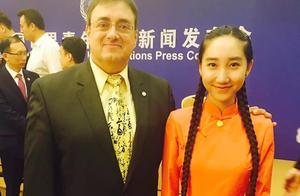 李姗殷受邀联合国世界青年峰会新闻发布会