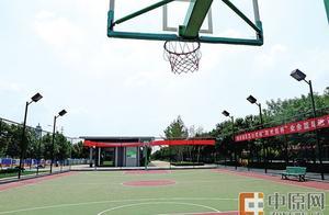 郑东新区投用篮球公园和足球公园 前半年免费开放使用