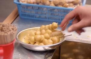《再起风云》粤语版,万梓良的整档鱼丸都让黄光亮吃完了