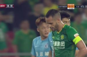 北京体育解说,北京国安5-2大连一方,来看看京媒是如何评述的?