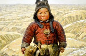 70后80后还记得你们的童年吗?22幅童年油画,一起回味童年时光