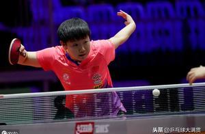 赢了!孙颖莎决胜局11-3刘诗雯,再夺日本公开赛女单冠军