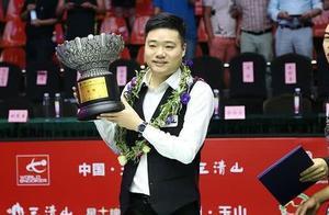 丁俊晖13冠+世界第一,走位堪比6届世锦赛冠军,却不敌武磊?