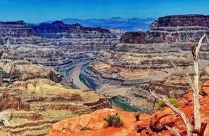 美国媒体报道;美国大峡谷国家公园辐射超标,但从未对游客警示