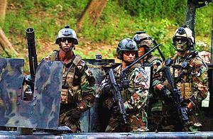 军事丨美军河岸快速反应部队,军迷还记得电影《勇者行动》