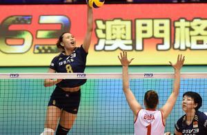 世联赛,中国女排惨败,一人表现出色,两人平庸,四人堪称不及格