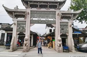 新场古镇 感受上海风情的江南水乡