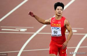 2018赛季百米十大高手!苏炳添并列第五,距离世界第一仅差0.12秒