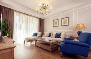 去朋友家串门,简约又温馨的美式两居室,越看越好看,不得不点赞