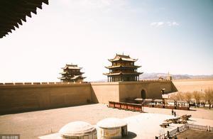 中国太阳辐射量最高的区域之一莫高窟,竟然还有沙漠第一泉月牙泉