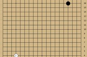 动图棋谱-大师赛小林光一胜聂卫平 夺得冠军