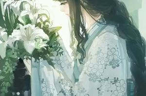 古风壁纸/芙蓉不及美人妆