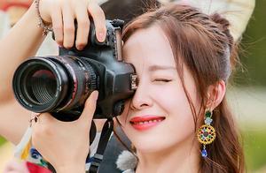 江一燕否认与罗红的恋情,称各自有固定的家人,网友:多关心公益