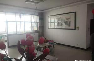二手房源丨嵩县精装4室有证可贷款,双阳台实际面积大,带地下室