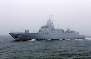 亚洲第一舰!海军首度公开055大驱性能参数 武器都是防御型的