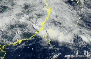 强烈暴雨袭击福建台湾,局地特大暴雨!一天下了北京半年的雨
