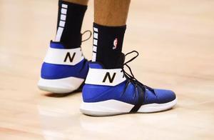 NBA球员今日上脚:伦纳德穿NB篮球鞋进总决赛,这双欧文5太帅了!