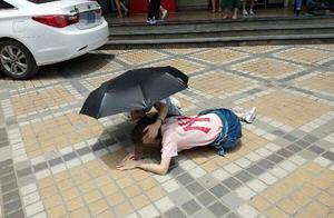 深圳发生高空坠物伤人事件 警方:业主打扫卫生致杠铃片坠落