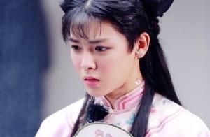 新版吴邪扮演者侯明昊换上古装,感觉比女主角阿宁都要美
