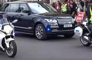 英国王室又又又又出车祸了!吃瓜网友:你们车队能不能小心点?