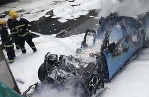 从特斯拉到蔚来:自燃成新能源汽车挥之不去的阴影