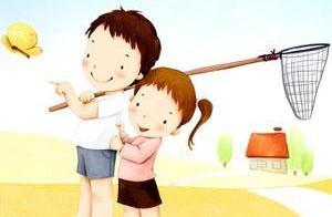 相差八岁的孩子总是发生冲突,采取这种方法,两人相处越来越好