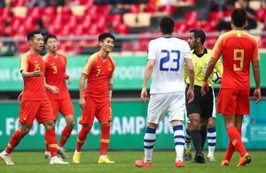欣慰!国足输球后终获1利好消息!另一支中国男足2分钟打蒙缅甸队