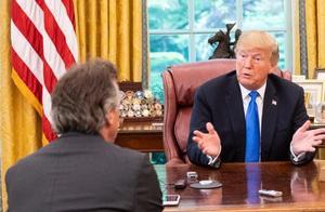 """特朗普接受英媒专访,夸鲍里斯""""若做首相会做得很好"""""""