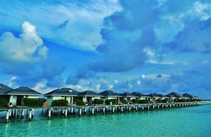 马尔代夫最大度假村太阳岛,客房老旧一晚4000多,好在环境够好