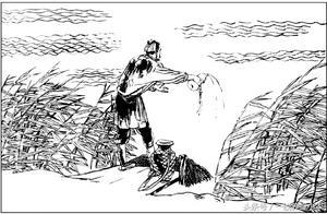 图画说聊斋志异-王六郎