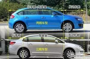这些我们该知道的汽车入门知识图解,颜值重要骨架更重要!