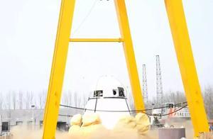 低调赶超西方:中国新一代载人飞船露面,性能比肩美国新飞船
