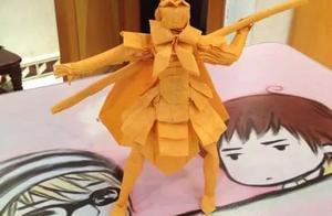 折纸齐天大圣孙悟空cp图×2