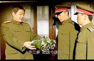 士兵突击:许三多离开七连时最感人的一幕,团长亲自与他告别