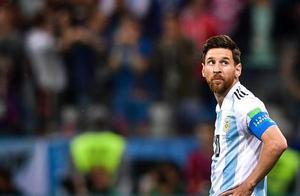 尼日利亚击败冰岛,梅西的回家机票暂时不用买了?