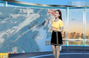中央台:今天明天(14日)台风环流反攻北方!大范围大雨暴雨天气
