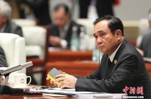 巴育当选泰国新一任总理