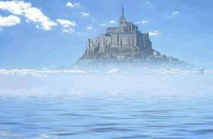 十张罕见的海市蜃楼图片,海市蜃楼是平行世界的映射吗?
