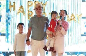 王楠为8岁儿子举办生日宴!一家四口幸福亮相 福原爱祝福王楠爱子