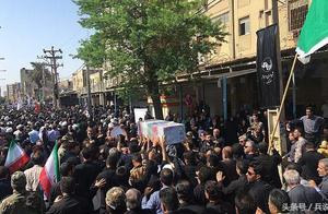 """伊朗盛大阅兵突遭袭击,誓言要给美国以色列""""毁灭性报复"""""""