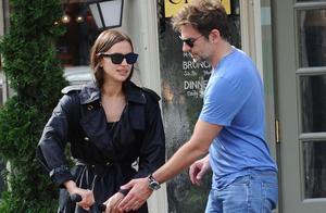 伊莉娜拒绝C罗,倒追布莱德利库珀,找男友靠谱才幸福